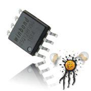 128 Mbit 16MB SPI Flash