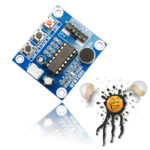 Voice Recorder Module ISD1820 incl. Microphone