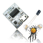ESP8266 WEMOS CH340 USB TTL Konverter Modul