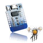 WeMos D1 Module mit CH340 USB TTL Konverter