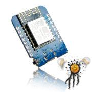 ESP8266 WeMos D1 Module 32Mbit Flash