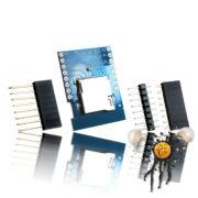 WeMos Micro SD Card Reader Kartenleser Modul Set ESP8266