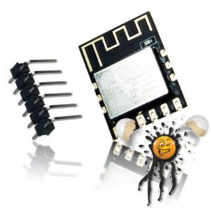 ESP8285 M3 Modul inkl. Pinleiste