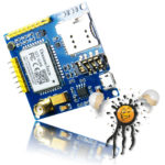 AI Thinker A6 Quad Band GSM Modul