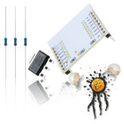 ESP8266 I/O Adapter + AMS1117 Spannungskonverter Set