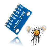 ADXL345 3-axis accelerometer