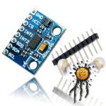ADXL345 accelerometer sensor module
