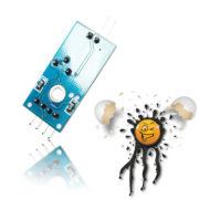 3.3V - 5V LM393 Hygrometer Sensor Modul