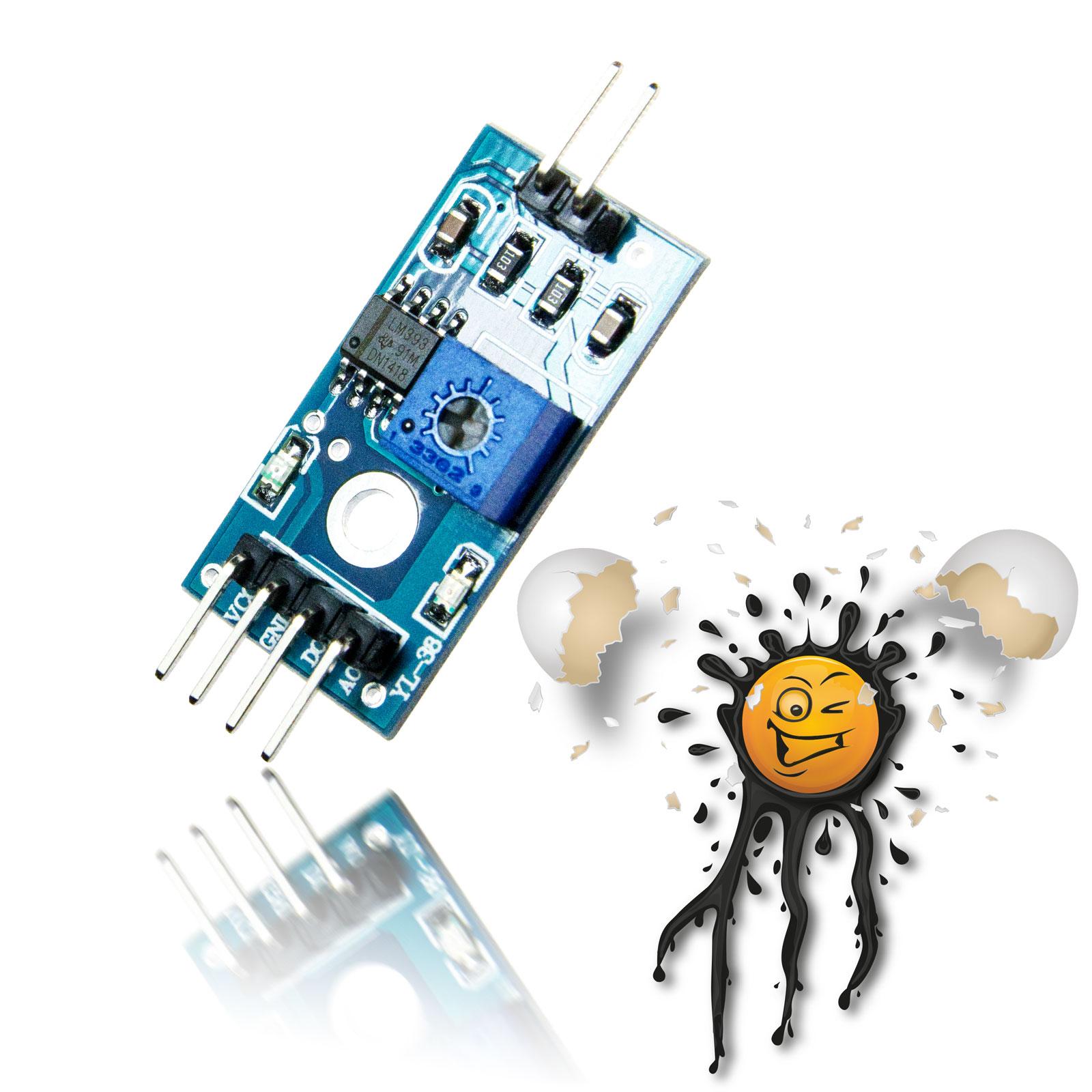 Hygrometer analog digital Sensor Module