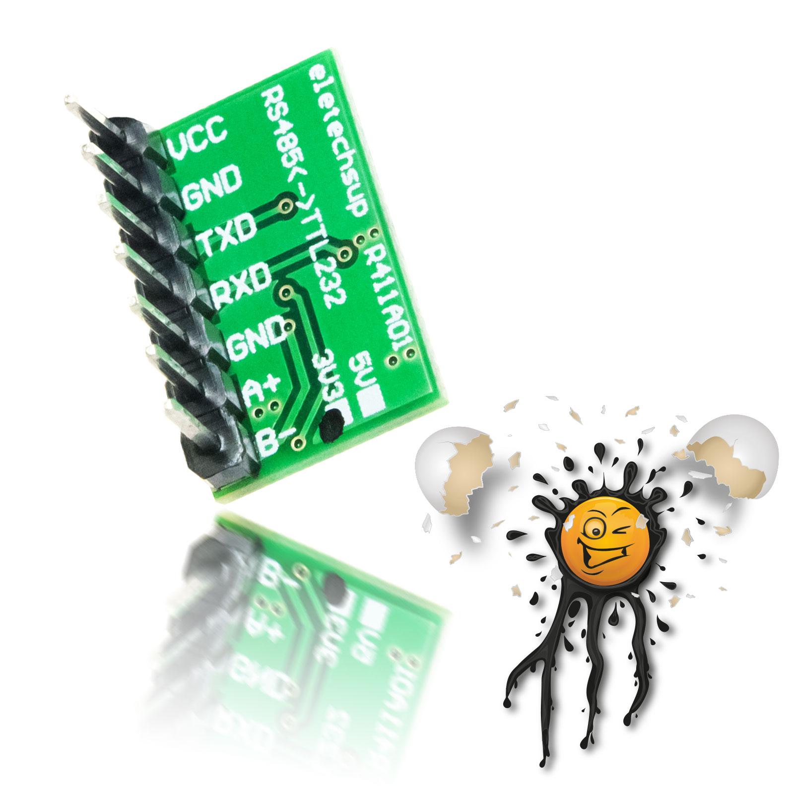 SP3485 to serial Converter 3,3V Module