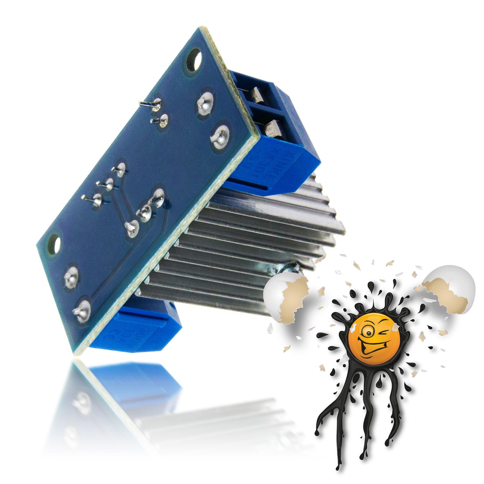 Arduino DC-DC 1.5A 1.2-37 Volt Converter