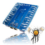 IoT WLan Ethernet 16 Kanal Relais Board