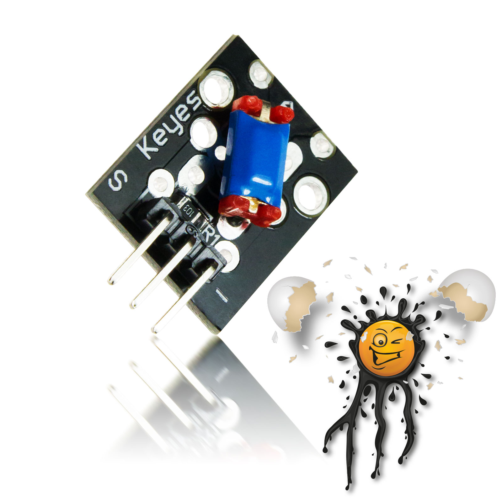 Tilt Switch Sensor Module KY-020