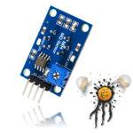 MQ-7 Kohlenmonoxyd Sensor Pinout
