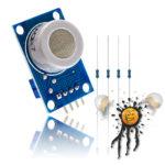 MQ7 Kohlenmonoxyd Sensor 3,3V Set