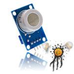 MQ-7 Kohlenmonoxyd Sensor