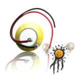 Piezo Vibrations Erschütterungs Klopf Sensor