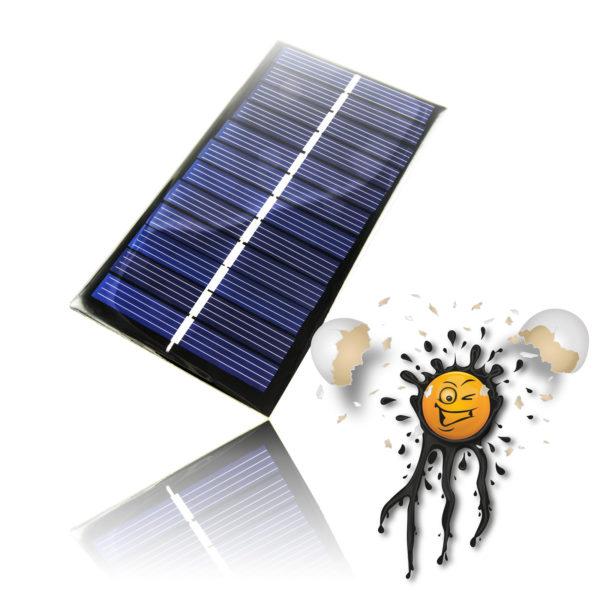 Arduino DiY Solar Panel 6V 1W