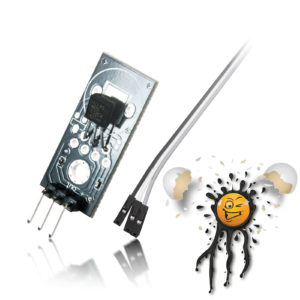 DS18B20 Temperatur Sensor Set inkl. Kabel