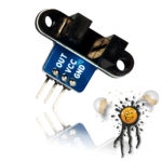 Mini Infrarot Beschleunigungssensor Sensor