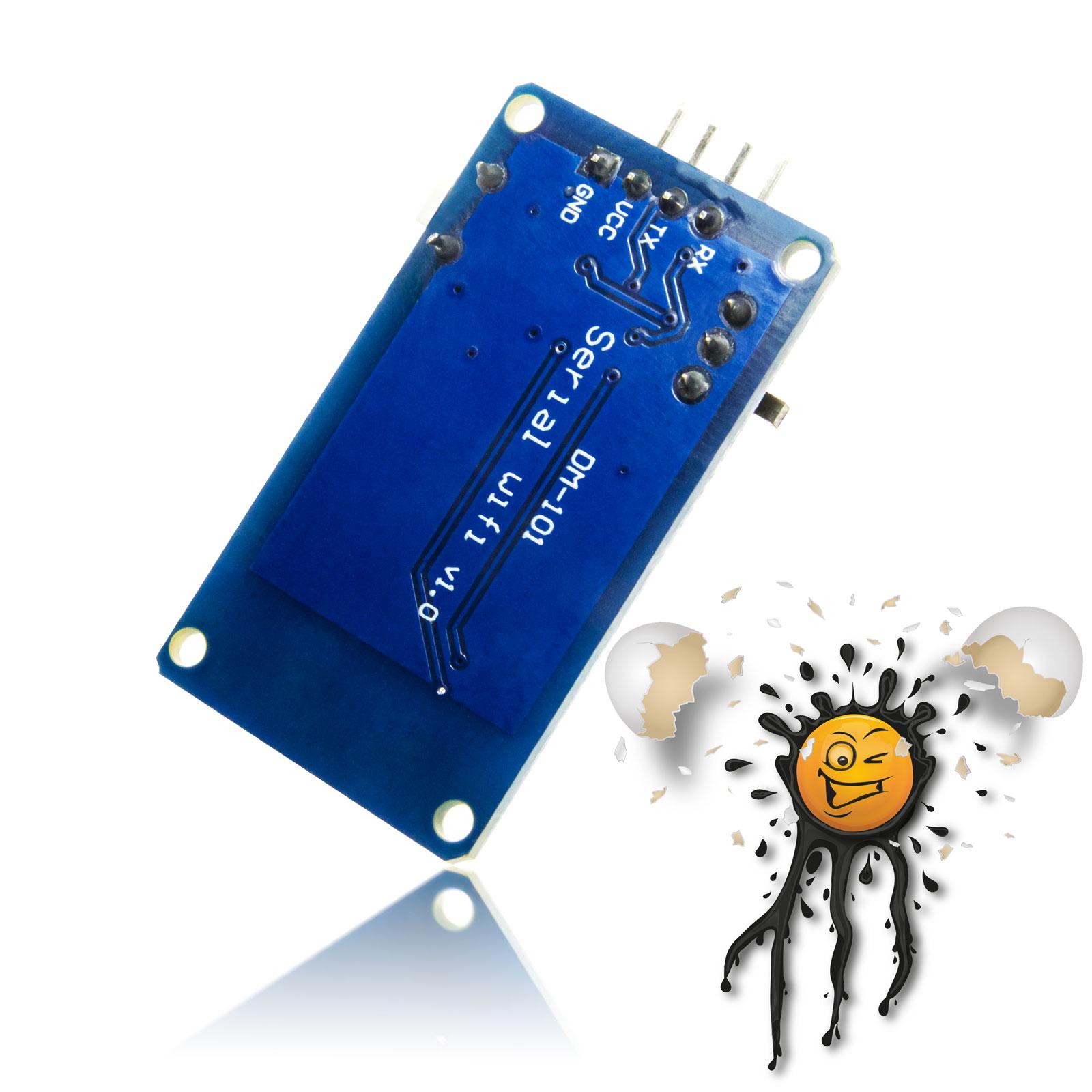 ESP8266 RS232 UART Adapter