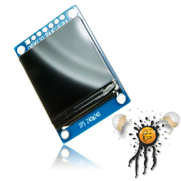 1.3 Vollfarben LCD Display 80 x 160