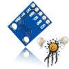 GY-2561 Luminosity- IR Lux Sensor Pin Out