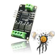12V LED RGB Mosfet Controller Board P9813 D472
