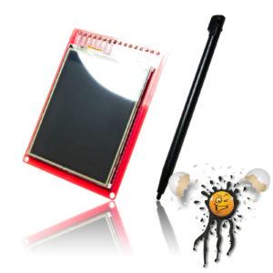Open Smart Farb Touch Display 2,2 mit Stift