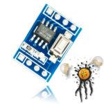 STC15F104W 5V MCU Entwicklerboard