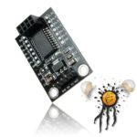 STC15L04 NRF24L01 Entwickler Board