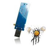 USB Boost Buck Konverter 1,2-24V einstellbar