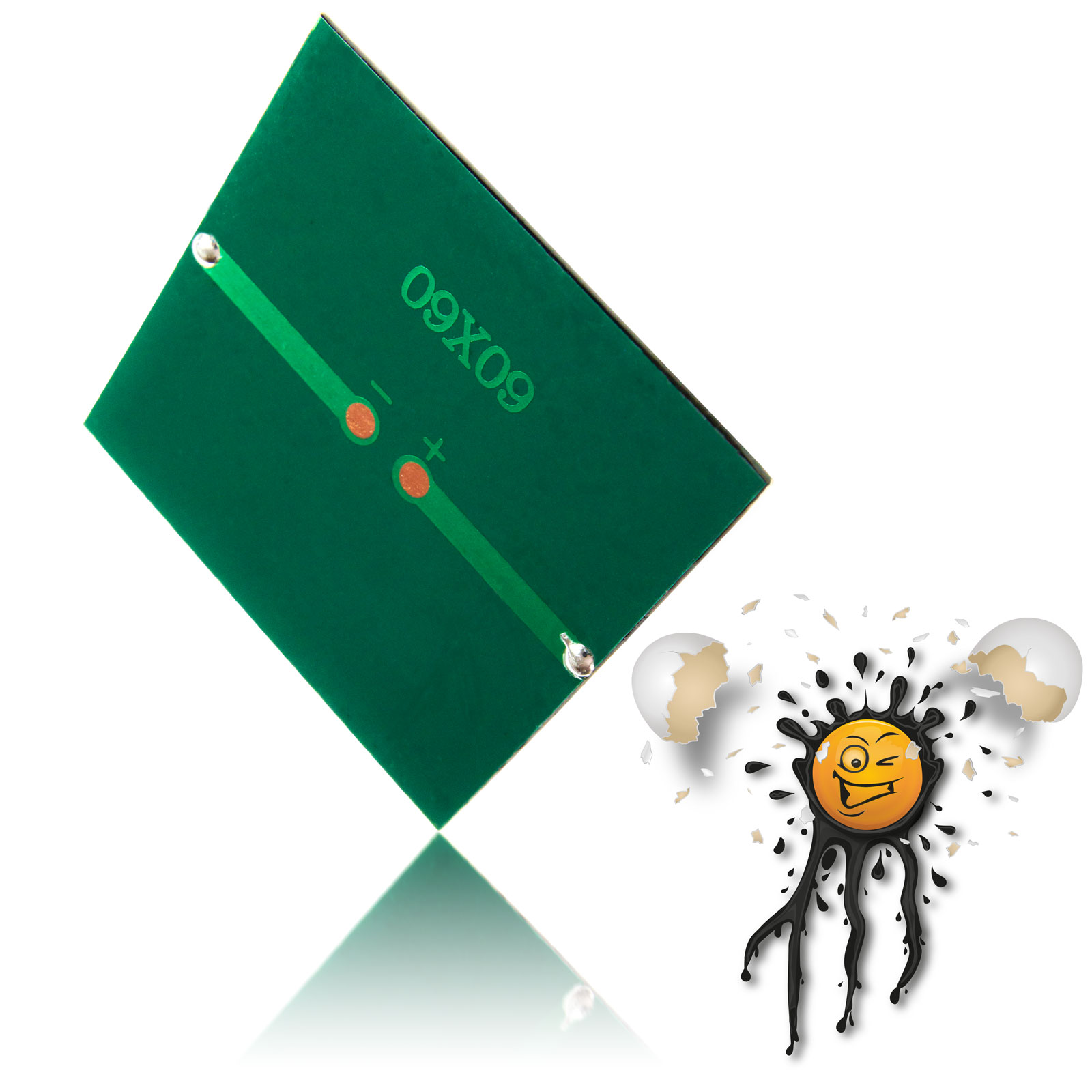 0.44W Photovoltaic Panel Charger