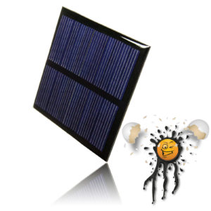 Solarmodul 5,5V 80mA