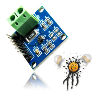 Spannungs- Strom- Sensor INA219