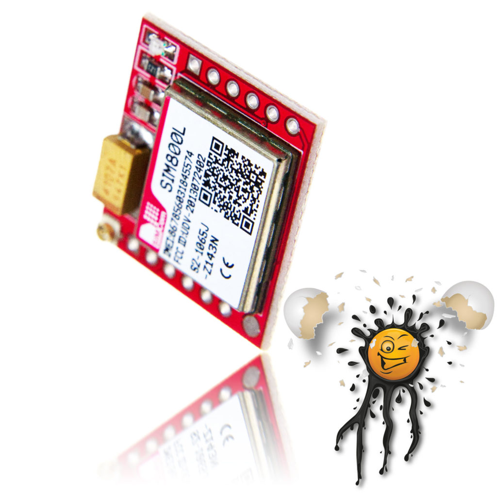 SIM800L Quad Band GSM Modul