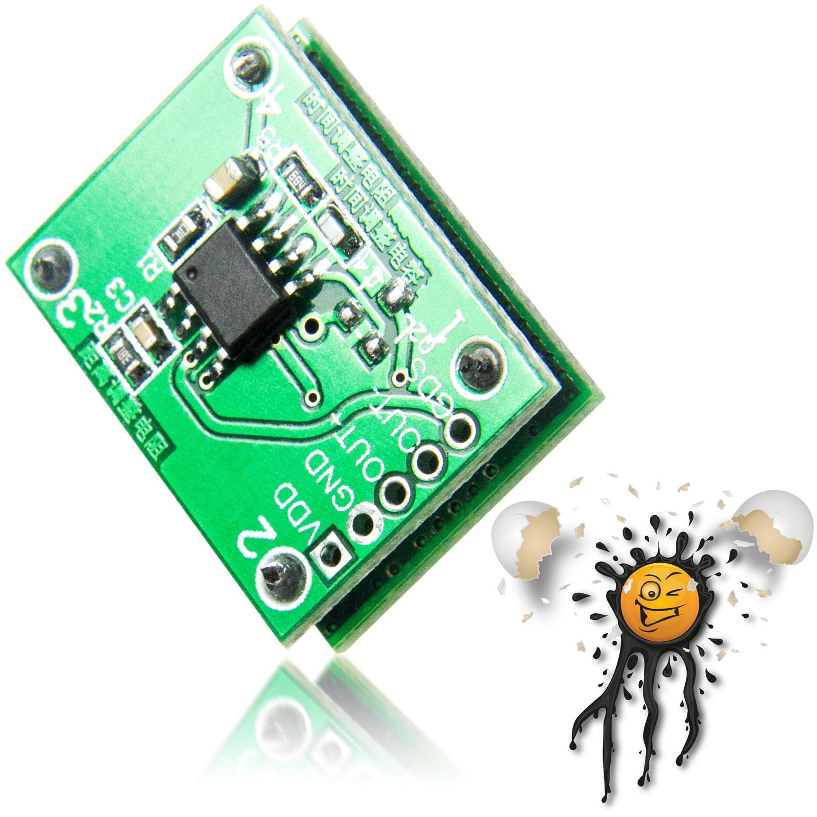 LV002 Radar microwave Sensor Module