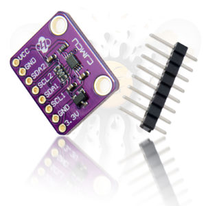 I2C Voltage Level Converter Module Board incl. Pinheader