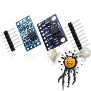 RS485 RS422 CAN Bus Module