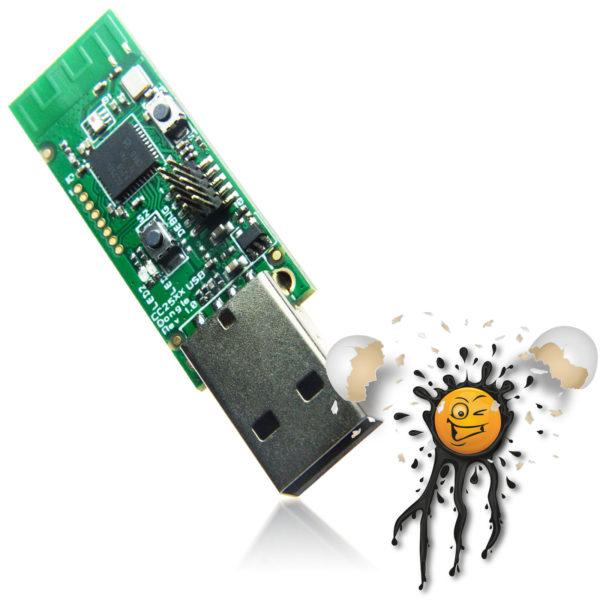 CC2531 USB ZigBee 802.15.4 Sniffer Dongle