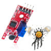 analog digital Sound Detector