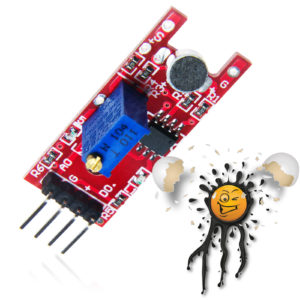 KY-038 4-Pin Sound Detection Module