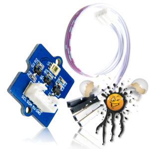 Luminosity- IR Lux Sensor TSL2561 I2C Interface incl. Cable