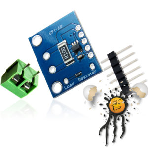 INA169 analog Current- Sensor Module Set