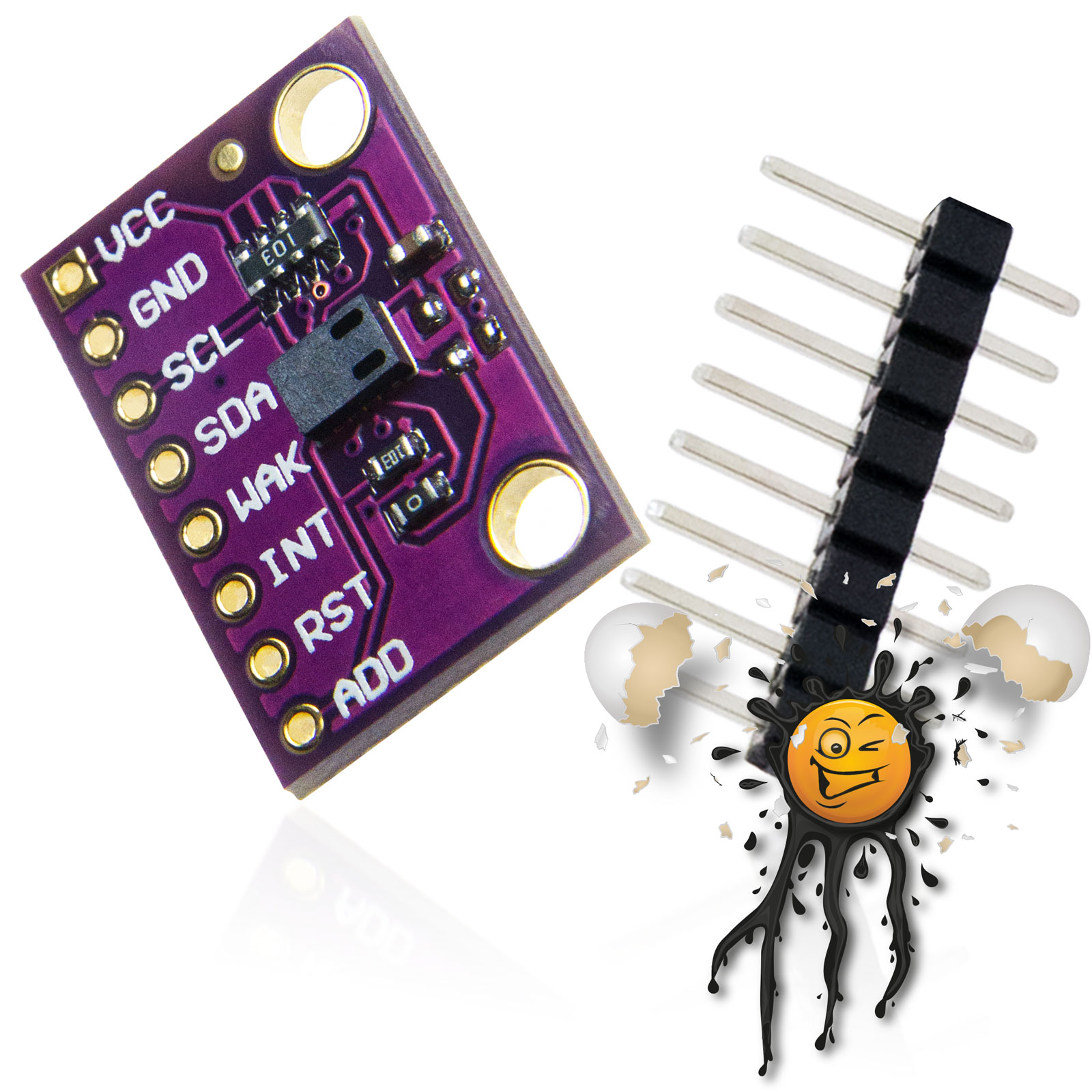 ESP8266 Arduino CO2 Gas Air Sensor