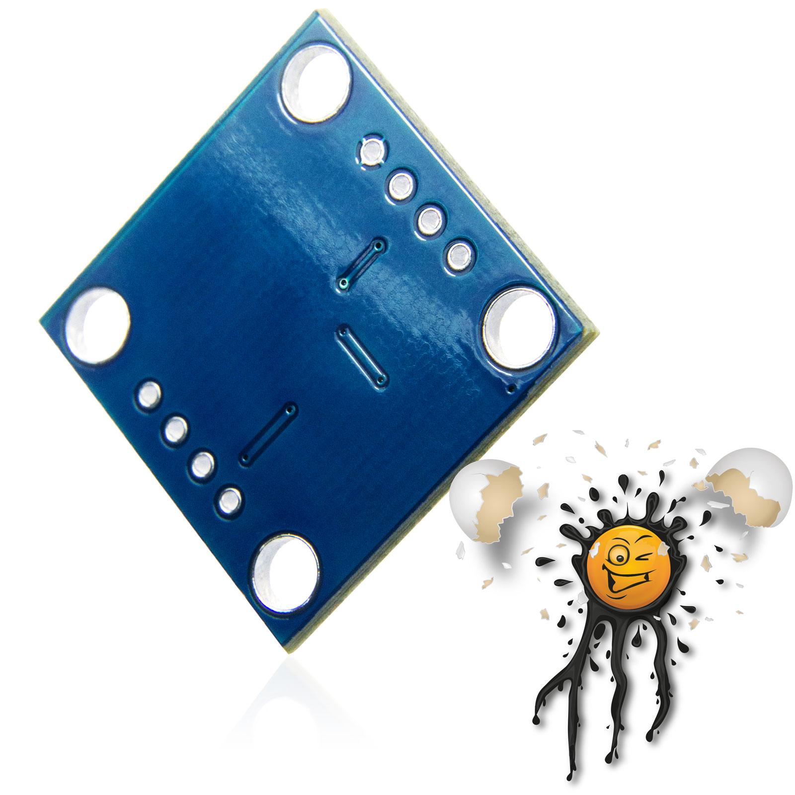 3-axis IMU accelerometer sensor module