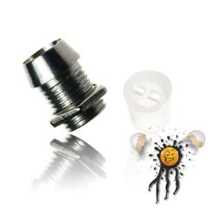 5mm Metal LED Holder incl. Insulator