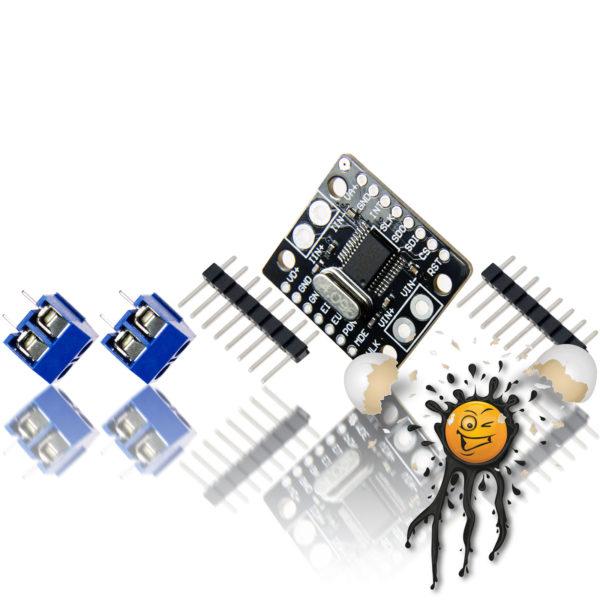 Energy Meter CS5460A Set