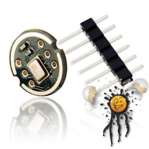 I2S INMP441 digital Microphone Module incl. Pinheader