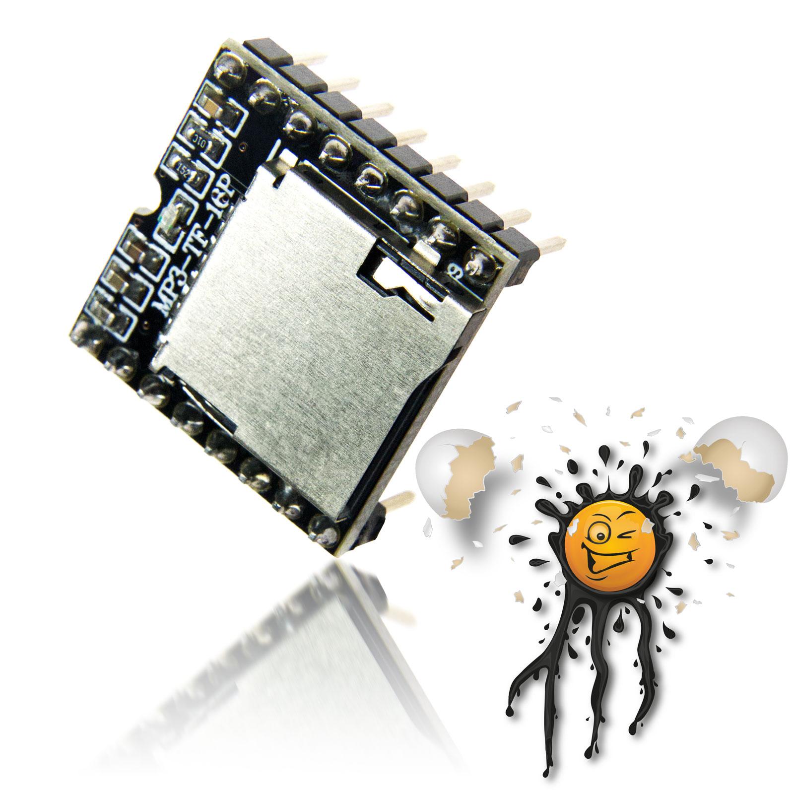 Arduino MP3 Module